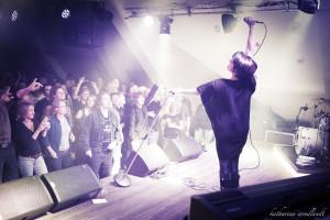 Kosheen Live 25.09.16 @SkyLiveClub